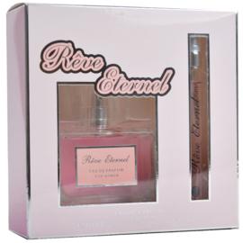 Geschenkverpakking Eau De Parfum Reve Eternel, 100 ml + 10 ml