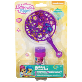 Shimmer and Shine belleblaas