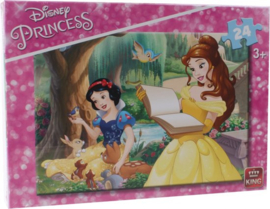 King Legpuzzel Disney Princess 24 Stukjes