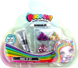 Poopsie slime surprise make up set - Oogschaduw, glitters - Poopsie