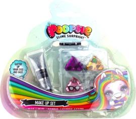 Poopsie slime surprise make up set - Oogschaduw, glitters - Poopsie