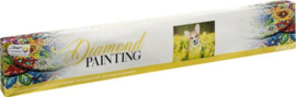 Diamond painting | Hond| Afmeting: 40 x 50 CM