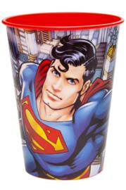Superman drink beker