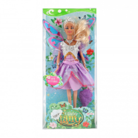 Lauren Glitter Fairy paars