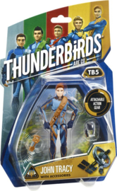 Thunderbirds Action Figure John 9,5 cm