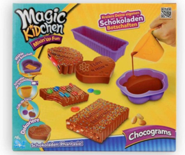 Magic Kitchen - Zelf chocolade maken