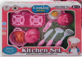 Kinder keuken set: cooking series