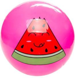 Bal Kawaii Junior 23 Cm Pvc Roze Meloen