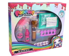 Poopsie nail en body art set