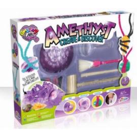 Groovy lab AMETHIST ontdekking set