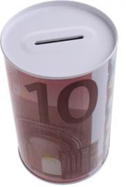 Spaarpot 10 euro
