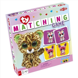 TY Beanie Boos Memory Matching Game