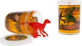 Slijm met Dinosaurus Putty Junior 7,5 cm