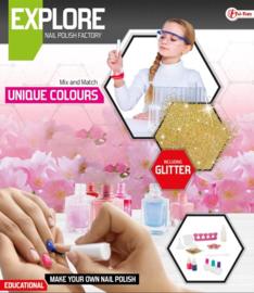 EXPLORE Science set -make nail polish