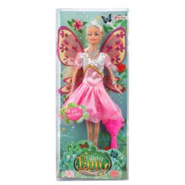 Lauren Glitter Fairy roze