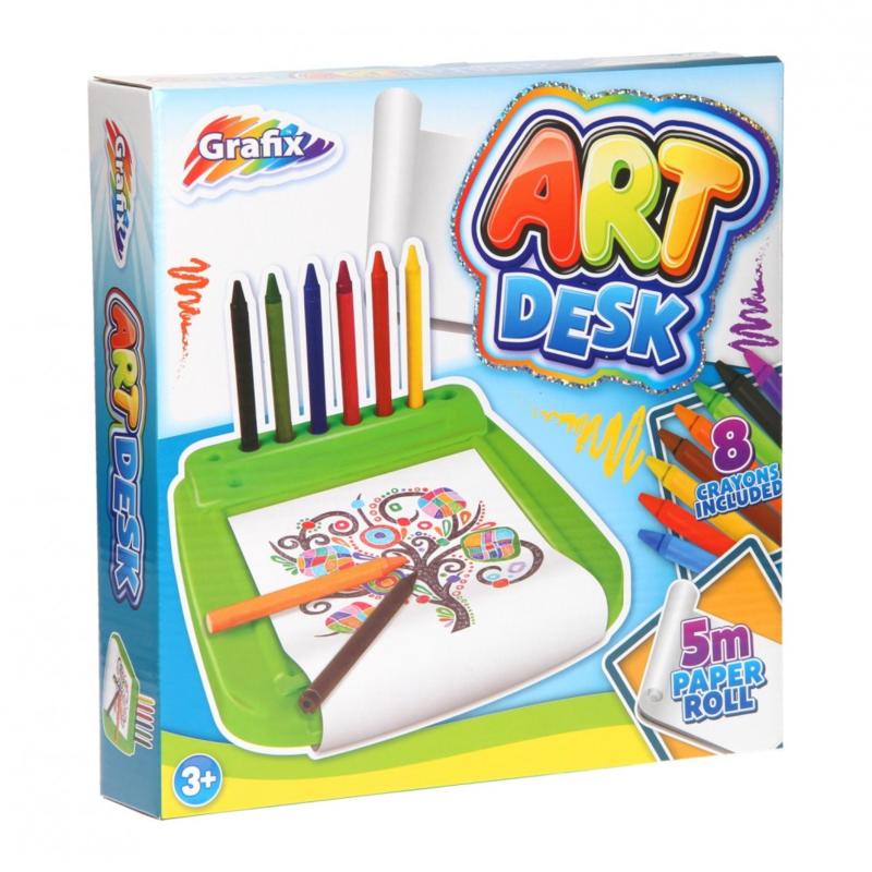 Tekenset Art Desk