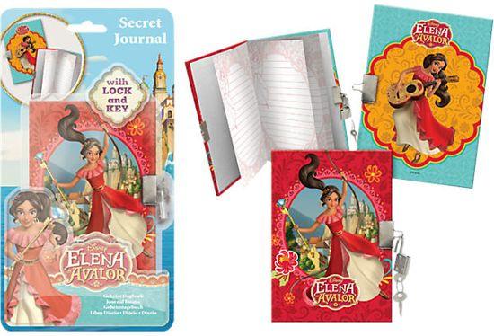 Disney geheim dagboek Elena of Alvalor