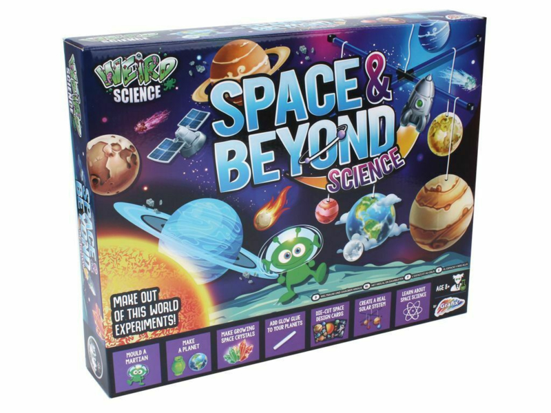 Space en Beyond Science (RETOURDEAL)