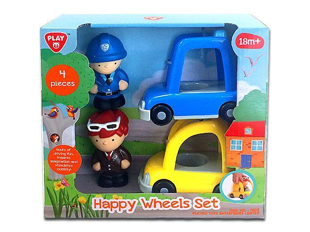 Happy weels Playgo 18+
