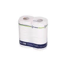 Pak toiletpapier ( 4 rol )