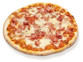 Pizza Prosciutti