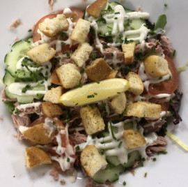 Thunfish Salat
