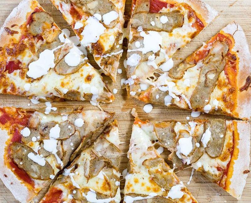Pizza Doner Kebab