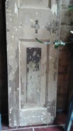 Oude houten deur nr. 1