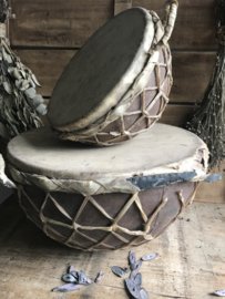 Oude trommel - groot