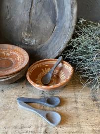 Kleine houten lepel - mango wood