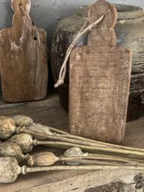 Klein broodplankje van oud hout -  B