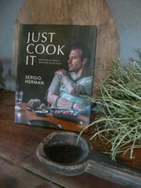 Kookboek Sergio Herman - Just cook it