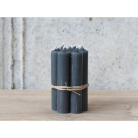 Bundel 5 kaarsjes -coal