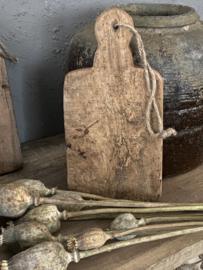 Klein broodplankje van oud hout - D
