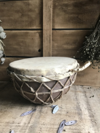 Oude trommel - klein