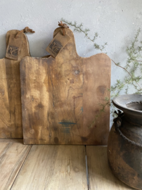 Snijplank old wood 40 x 30 cm