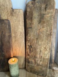 Oude houten serveerplank B
