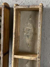 Dubbele oude steenmal (rechts)