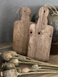 Klein broodplankje van oud hout -  C