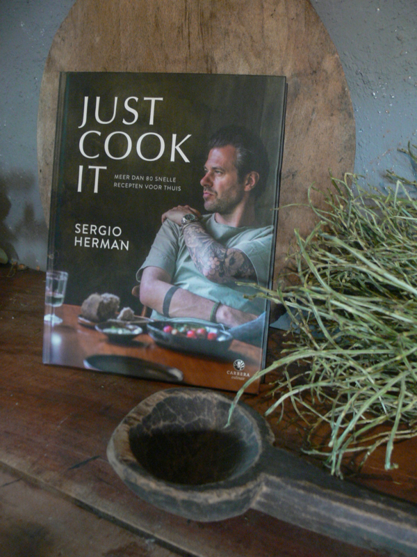 Kookboek Sergio Herman - Just cook it