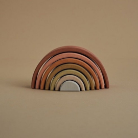 *Regenboog aardetinten - Raduga Grëz*