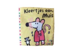 Knisperboekje - Kleertjes aan, Muis