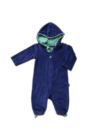 Jumpsuit blauw - Froy & Dind