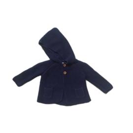 Vestje donkerblauw - Zara
