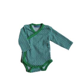 Maat 50 - body groen - Froy&Dind