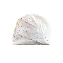 Hoes maxicosi - wit met sterretjes (opgehaald)