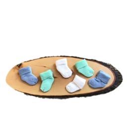 Sokjes voor een kleine (ecologische) voet(-afdruk) (opgehaald)