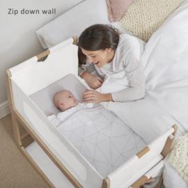 Snuzpod co-sleeper (huur per maand)