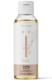 Babyolie- Naïf (opgehaald)