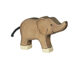 *Kleine olifant - Holztiger*